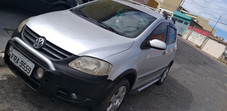 Volkswagen Cross Fox 2005 1.6 Plus Total Flex 5p