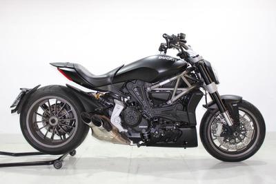Ducati X Diavel 2017 Preta