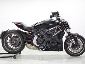 Ducati - X Diavel - 2017 Preta