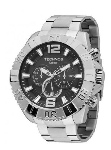 Relógio Technos Masculino Cronógrafo Legacy Os20in/1p