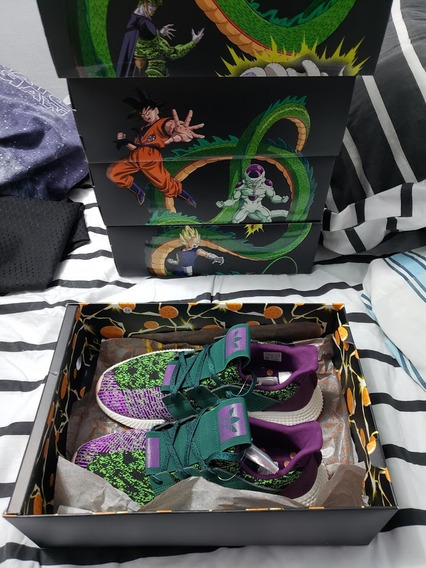 Zapatillas adidas Prophere Cell Dragon Ball Z