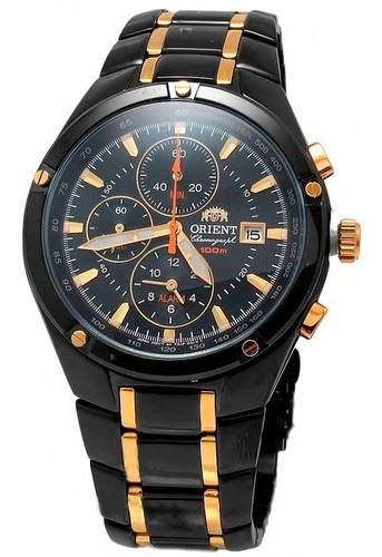 Reloj Orient Ftdop006  Original 100% Tecnología Japon