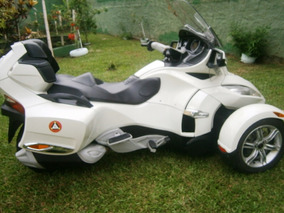 Triciclo Spyder Can Am 2011 . Mod. Rt Limited 11.200 Km