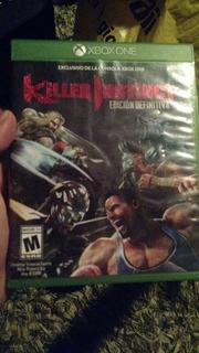 Juego Killer Instinct Definitive Edition Xbox One, Leer