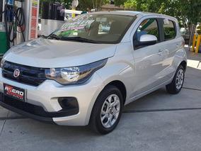 Fiat Mobi 2018 Completo 4 Portas 14.000 Km Top De Linha