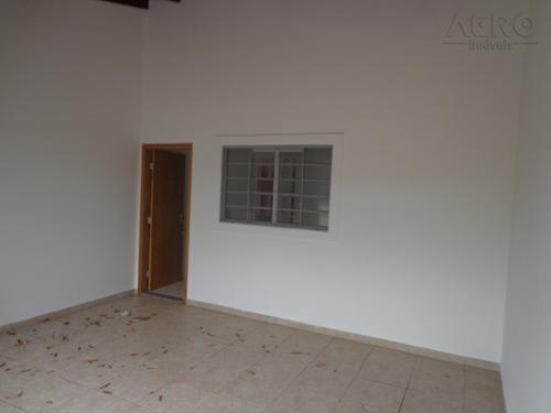 Casa Com 2 Dormitórios Para Alugar, 75 M² Por R$ 950 - Jardim Vânia Maria - Bauru/sp - Ca0875