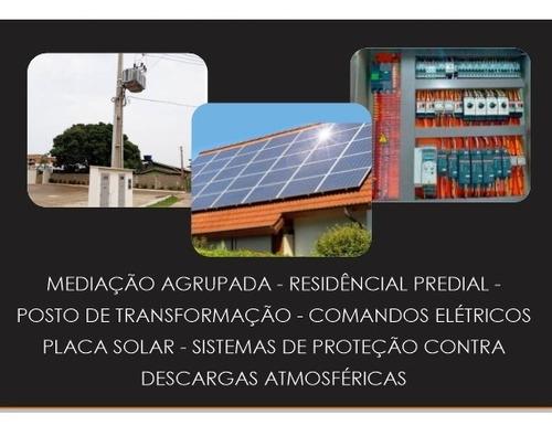 Imagem 1 de 4 de Projetos Elétricos
