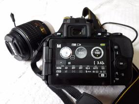 Peça Desconto Câmera Dslr Nikon D5500 Nova