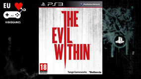 The Evil Within Playstation 3 Psn