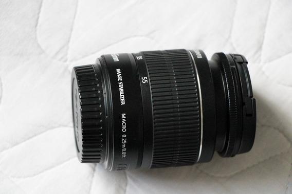 Lente Canon 18-55 Is Ii Br