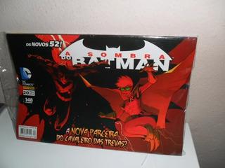 Hq - A Sombra Do Batman - Vol. 20 - Novo - Lacrado