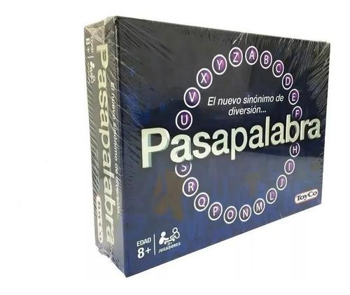 Imagen 1 de 10 de Pasapalabra Premium Juego De Mesa Original Toyco Igual Tv