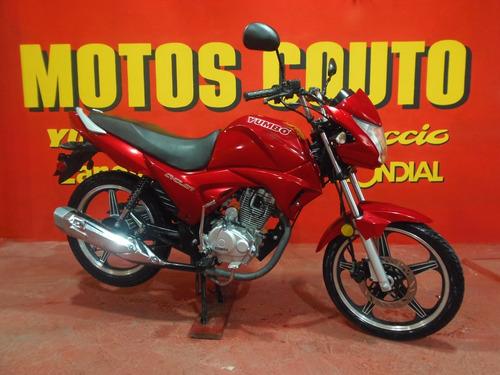 Yumbo Ciclon 125 Impecable ==== Motos Couto ===