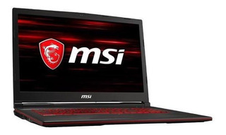 Msi Gl73 9sd Core I7-9750h 256gb Ssd 8gb, Nvidia Inc Factura