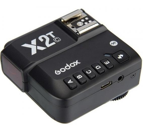 Disparador X2tc Para Canon Godox