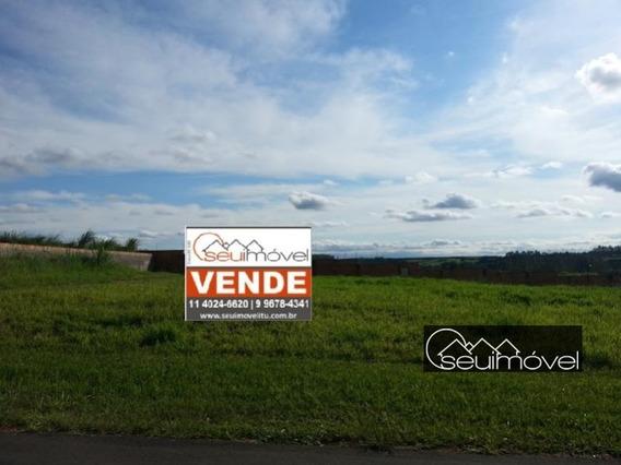 Terreno Residencial À Venda, Condomínio Terras De Mont Serrat, Salto - Te0116. - Te0116