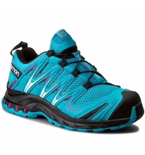 Zapatillas Salomon Xa Pro 3d W Para Mujer Trekking Muy Buena