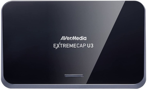 Avermedia Extremecap U3 Capturadora Fullhd 1080p 60fps Usb