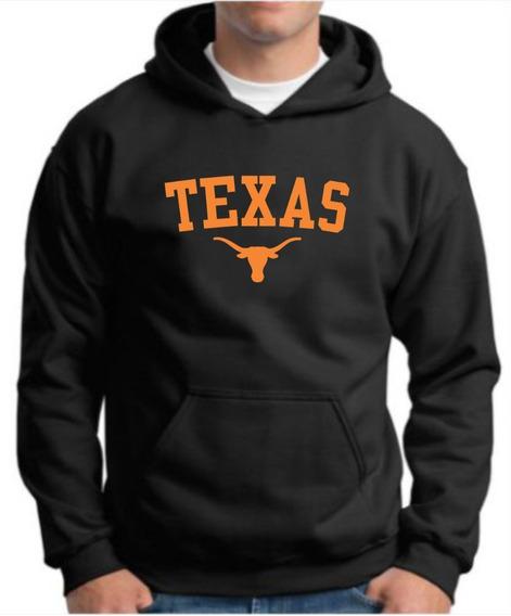 Blusa De Moletom Country Texas Universidade