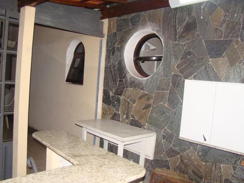 Imagem 1 de 12 de Sobrado Chácara Inglesa - Sbc/sp - Mv5341
