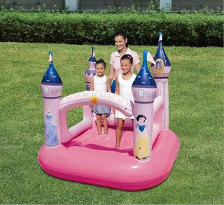 Castillo Inflable Princesas Int 91050 Bestway