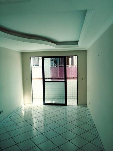 Apartamento Em Iputinga, Recife/pe De 87m² 3 Quartos À Venda Por R$ 250.000,00 - Ap937498