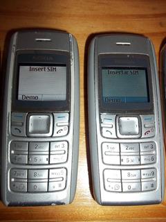 Celulares Nokia 1600 (personal) Ideal Para Abuelos/as