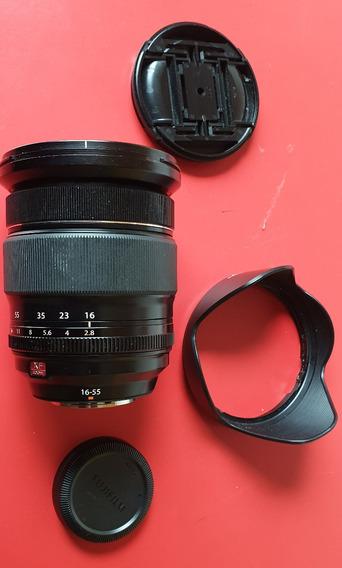 Lente Fujifilm Fujinon Xf16-55 F2.8 R Lm Wr Usada