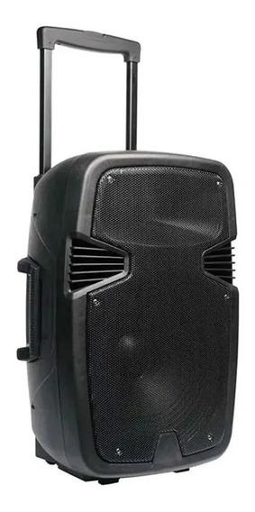 Caixa Amplificada Portátil Multilaser Bluetooth 250w Sp297