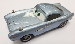 Miniatura Carros Disney Finn Mcmissile Mattel