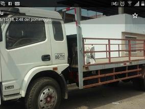 Camion Plataforma 6 Toneladas 2015.pocos Km Vendo O Cambio