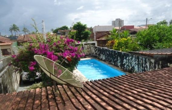 Casa Com Piscina 30 Metros Do Mar (232)