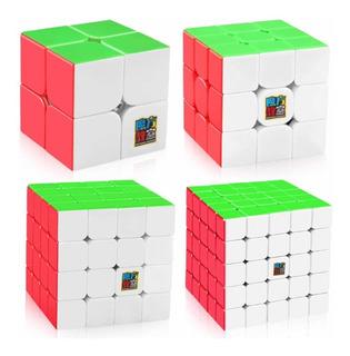 Cubos 3x3 Rubik Velocidad Moyu Mofang Jiaoshi