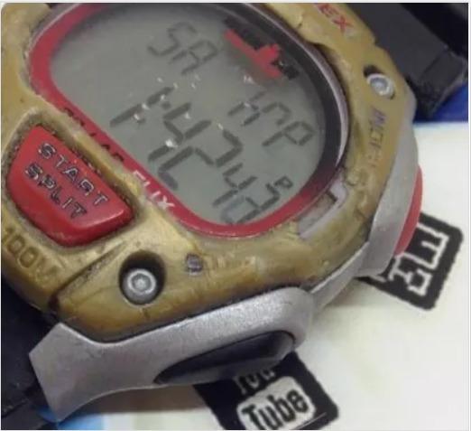 Relógio Timex T08403 Masculino Digital Webclock