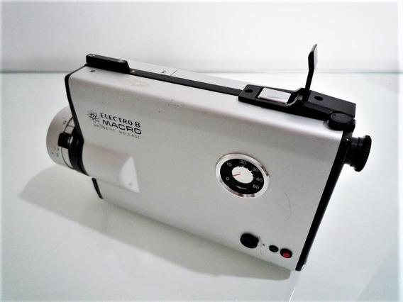 Filmadora Yashica Electro 8 Macro