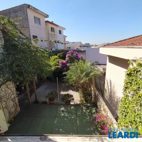 Casa Assobradada - Vila Alzira - Sp - 633990