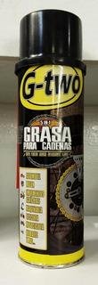 Lubricante Cadenas 5 En 1 G-two 400 Ml 12 Pzs