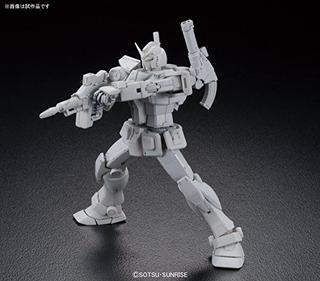 Bandai Hobby Juego Modelismo Gundam: El Origen Grado Medio 1
