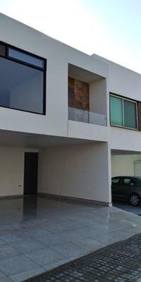 Casas Nuevas En Renta; Parque Victoria, Lomas De Angelopoli