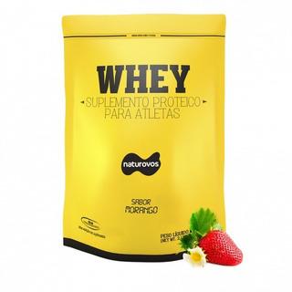 Whey Protein 907g Sabores - Naturovos