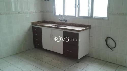 Sobrado Com 3 Dormitórios Para Alugar, 160 M² Por R$ 2.600,00/mês - Vila Laís - São Paulo/sp - So0107