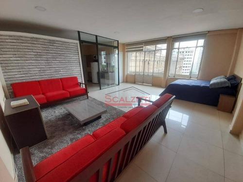 Conjunto Para Alugar, 50 M² Por R$ 1.500,00/mês - Sé - São Paulo/sp - Cj0901