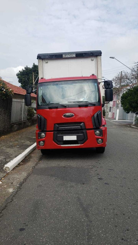 Imagem 1 de 15 de Ford Cargo 2423 - Sider 16 Pallets - 2014