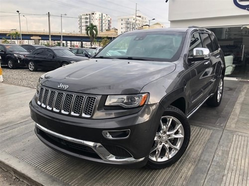 Jeep Grand Cherokee 2014 Summit Full Clean Panoramica
