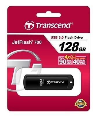Pendrive Transcend 128gb 3.0 Acepto Micro Sd 128gb + Dif