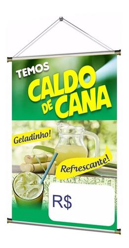 Banner Pronto Caldo De Cana