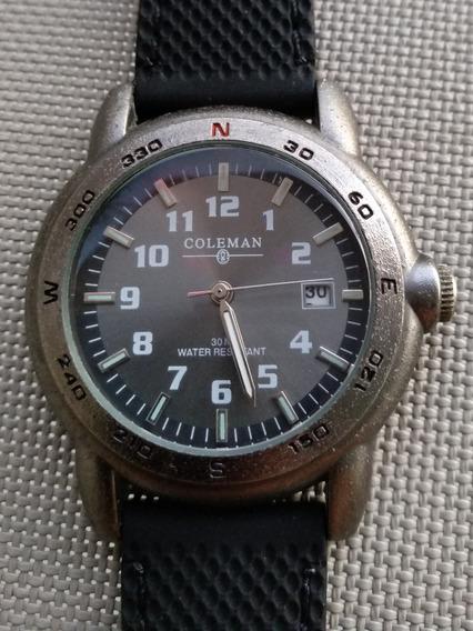 Relógio Coleman Japones