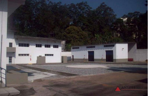 Imagem 1 de 6 de Galpão À Venda, 3668 M² Por R$ 18.000.000,00 - Demarchi - São Bernardo Do Campo/sp - Ga0257
