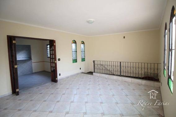 Casa Com 3 Dormitórios Para Alugar, 170 M² Por R$ 2.200/mês - Jardim D Abril - Osasco/sp - Ca0736