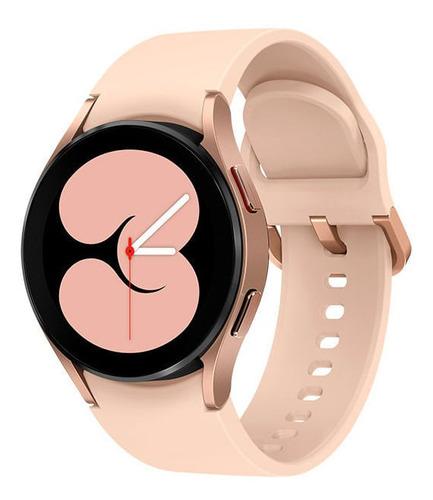 Smartwatch Samsung Galaxy Watch 4 Lte - Rose Sm-r865fzdpzto 40mm
